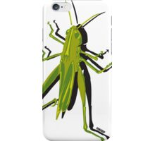 Grasshopper #1 iPhone Case/Skin
