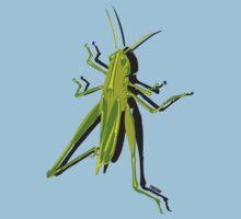 Grasshopper #1 One Piece - Short Sleeve