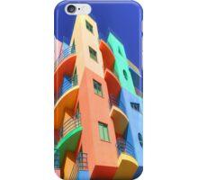 Rainbow House iPhone Case/Skin