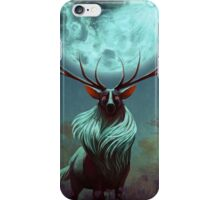 Night Prince iPhone Case/Skin
