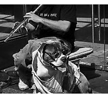 Coolest Dog Ever Photographic Print