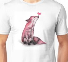 Fox Love Unisex T-Shirt