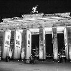 Brandenburg Gate - Berlin by Joel Brown