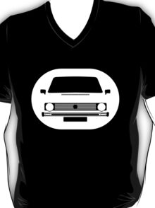 VW Rabbit Mark 1 T-Shirt