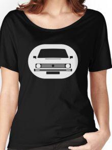 VW Rabbit Mark 1 Women's Relaxed Fit T-Shirt