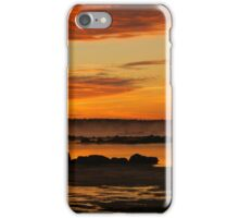 Seasmoke at Dawn iPhone Case/Skin