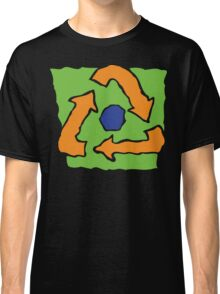 Earth Day Recycle Classic T-Shirt