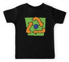 Earth Day Recycle Kids Tee
