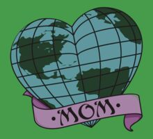 Earth Day Mother Earth Kids Tee
