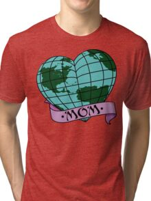 Earth Day Mother Earth Tri-blend T-Shirt