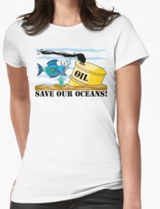 Earth Day Save Our Oceans T-Shirt
