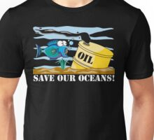 Save Our Oceans Earth Day Unisex T-Shirt
