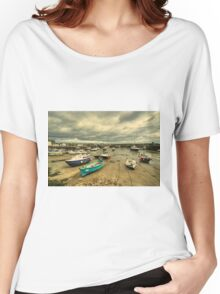 Stonehaven Harbour  Women's Relaxed Fit T-Shirt