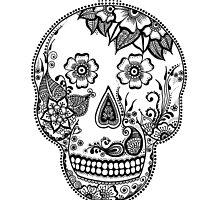 Día de los Muertos by heavenlyhenna