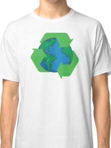 Recycle Earth Day Classic T-Shirt