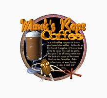 Monks Rope Coffee by Valxart Unisex T-Shirt