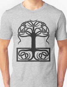The World Tree, Yggdrasil Unisex T-Shirt