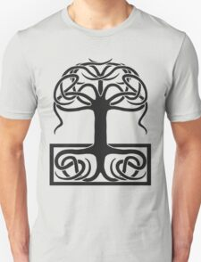 The World Tree, Yggdrasil T-Shirt
