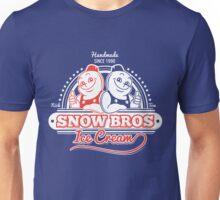 Snow Bros Ice Cream Unisex T-Shirt