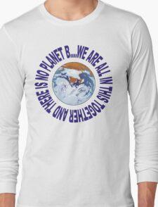 Earth Day Long Sleeve T-Shirt