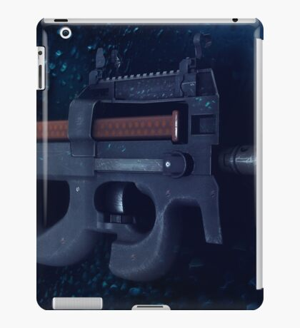 CSGO Gun Series | P90 WATER iPad Case/Skin
