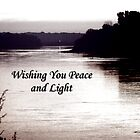 Peace and Light Card by cardsforyou