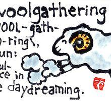 Woolgathering (Funny Words Series) by dosankodebbie