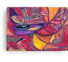 OneEye Canvas Print