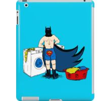 Holy Laundry Day! iPad Case/Skin