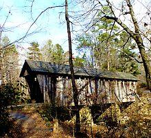 Pisgah Covered Bridge_North Carolina by Hope Ledebur