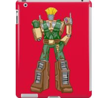 GO HOME AND BE A FAMILY VAN!!! iPad Case/Skin