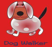 Dog Walker skirt, etc. design Kids Clothes