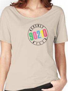 Beverly Hills 90210-logo Women's Relaxed Fit T-Shirt