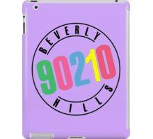 Beverly Hills 90210-logo iPad Case/Skin
