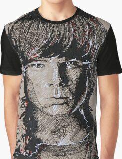 TWD Carl Graphic T-Shirt