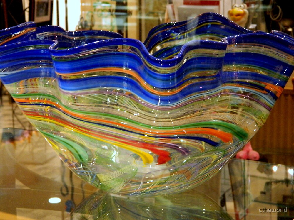 Handblown Glass    ^ by ctheworld