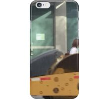 NYC street from MTA Bus iPhone Case/Skin