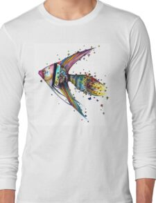 Angel Fish Long Sleeve T-Shirt