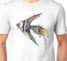 Angel Fish Unisex T-Shirt