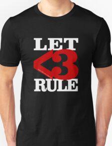 Metamodern Love - Let Love Rule T-Shirt