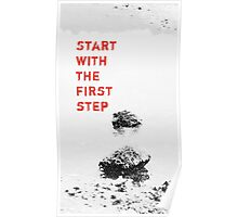 The First Step  VRS2 Poster
