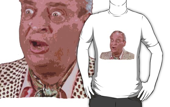 Rodney Dangerfield by jonfrobinson