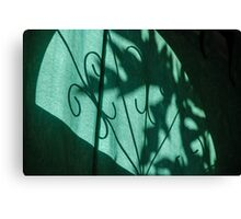 Shadows 11 Canvas Print