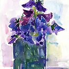 watercolor still life by arumise