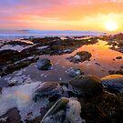 Saltwater Beach NSW  by Matthew Jones