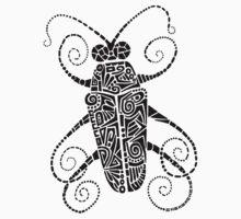 Doodle Bug One Piece - Short Sleeve