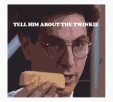 Ghost Busters Big Twinkie Classic by jonfrobinson