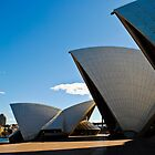 Triad - Sydney Opera House by Rachel Nacilla