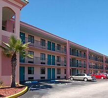 Continental Plaza Hotel in Kissimmee by jacksonroy