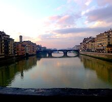 Last Light Sunset of Florence by KelPhotography